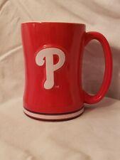 2011 Mlb Philadelphia Phillies Sculpted Relief Boelter Brands Coffee/Tea Mug