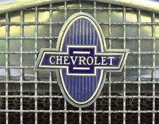 Photo of antique Chevy Chevrolet grill hood emblem CHOICES 5x7 or request 8x10 o