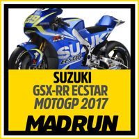 Kit Adesivi Suzuki GSX-RR Team Ecstar MotoGP 2017 - High Quality Decals