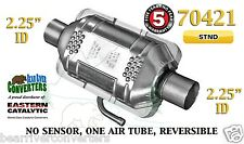 "70421 Eastern Universal Catalytic Converter Standard 2.25"" 2 1/4"" Pipe 10"" Body"