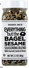 Trader Joe's Everything But The Bagel Sprinkle Seasoning Sealed 2.3 oz !