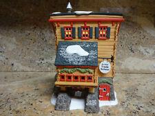 "Dept 56 North Pole ""Elves Trade School� #56387 Retired - Christmas"