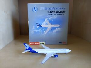 Sn Brussels airlines Airbus 330-200 1:500 scale model by Starjets