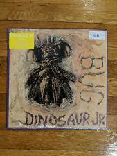 Dinosaur Jr Bug - OOP Newbury Comics exclusive Yellow vinyl LTD to 1000 Copies