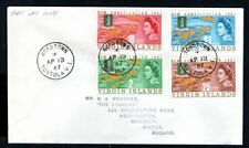 Virgin Islands - 1967 New Constitution First Day Cover