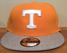 size 40 1edc1 5875a Tennessee Volunteers Era 9fifty Heather Snapback Hat Cap