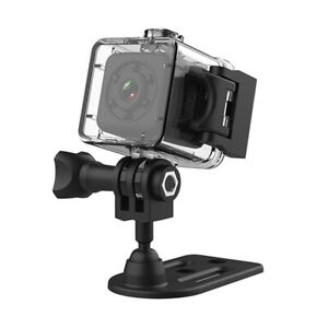 Waterproof Mini Sport Action Camera 1080P Night Vision For Outdoor WiFi Camcorde