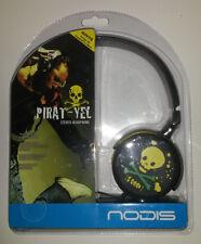 Cuffie Nuove Stereo Nodis Pirat-Yel