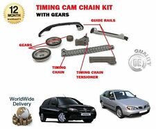 Pour NISSAN ALMERA N-16 1,5 1,8 + PRIMERA P11 1.8 1999 - > timing chain kit + engrenages