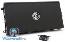 MEMPHIS PRX1.1500 AMP 3000W MAX SUBWOOFERS SPEAKERS BASS CAR AUDIO AMPLIFIER NEW