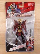 RARO!!! POWER RANGERS SUPER SAMURAI 10CM Rosso shogun ranger Action Figure..