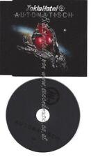 CD--TOKIO HOTEL--    AUTOMATISCH --TRACK SINGLE INKL. ENGL. VERSION-