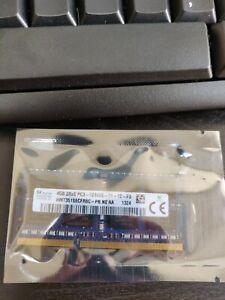 4GB Hynix HMT351S6CFR8C-PB 2Rx8 PC3-12800S-11-11 DDR3 204 Pin Laptop Memory