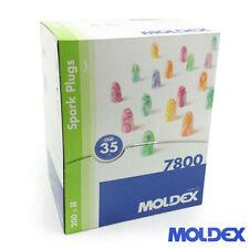 200 Paia Moldex Spark auricolari personalizzati 7800 in schiuma morbida Earplugs SNR: 35 db-ear protezione