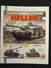 Les Blindés et Figurines Heller 1965-2012 (Heller Model Kits) Well Illustrated