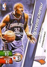 NBA Adrenalyn XL 2011 - Boris Diaw #261 - Charlotte