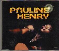 (CF542) Pauline Henry, Too Many People - 1993 CD