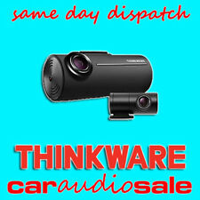 THINKWARE F100 FRONT 1080P & REAR 720P 16GB DASH CAM CAR VAN TAXI GPS RECORDING