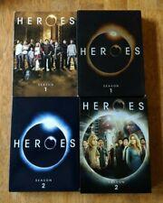 Heroes DVD Set Seasons 1 2