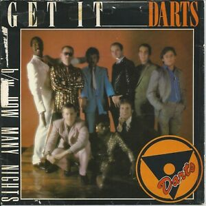 "Darts - Get It 7"" Vinyl Single 1978"