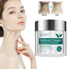 50ml Retinol Vitamin-a Anti-Falten mit Hyaluronsäure-Feuchtigkeitscreme Gesicht
