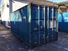 Seecontainer Lagercontainer 20ft Materialcontainer Container Bau