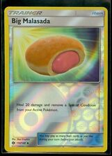 Pokemon BIG MALASADA 114/149 - Sun & Moon - Rev Holo - MINT