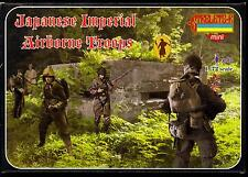 Strelets Models 1/72 IMPERIAL JAPANESE AIRBORNE TROOPS Figure Set