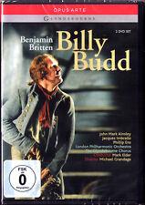 2.DVD BRITTEN: BILLY BUDD Jacques Imbrailo John Mark Ainsley Matthew Rose ELDER