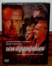 LOS INMORTALES DVD NUEVO PRECINTADO ACCION AVENTURAS (SIN ABRIR) R2