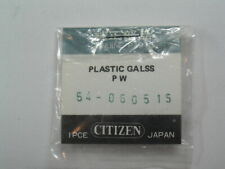 part# 54-06051S cry-72 Nos Citizen Watch Crystal