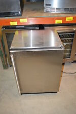 "Uline U1224Rsod00B 24"" Stainless Built-In Outdoor Refrigerator Nob #20903"