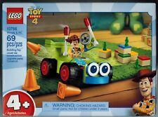 LEGO 10766 Toy Story 4 - Woody & RC 4+ Building Toy New Box