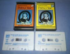 PATSY CLINE QUEEN OF COUNTRY Double cassette tape album T6017