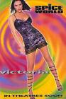 Внешний вид - Spice World (1997) Movie Poster Advance Victoria, Original, SS, Unused, Rolled
