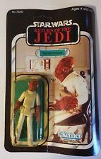 ADMIRAL ACKBAR Vintage Star Wars RETURN OF THE JEDI  1983 MOC Unpunched Sealed