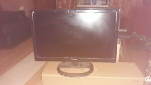 """ViewSonic VA2265SM-3 LED Monitor - Full HD (1080p) - 22"""" sold without CD, user g"""