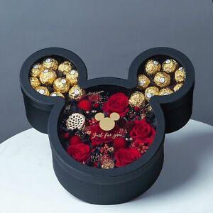 Cartoon Candy Gift Box Party Anniversary 34x29cm Decor DIY Love Cute Party Favor