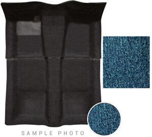 60-63 Ford Mercury Full Size Carpet Set Sedan 802 Blue 2 Piece Cutpile Clearance