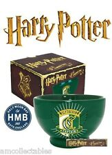 HMB-harry potter-Slytherin-Raisin Bran-cáscara-schüssel-nuevo