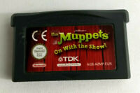 Jeu Game Boy Advance GBA en loose Muppets On with the show EUR Envoi rapid suivi