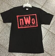 Sz L NWOT VINTAGE NWO Wolfpack Bad is Here to Stay T-Shirt WWE WWF WCW TShirt