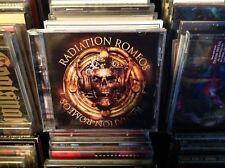 RADIATION ROMEOS ex WARRIOR STEVE STEVENS (CD) 2o17 METAL HEAVY ROCK