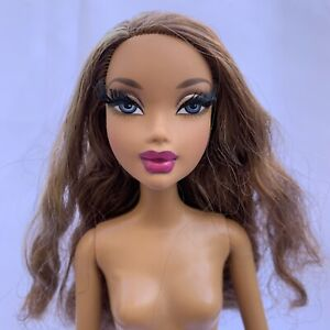 Barbie My Scene I Love My Friends Madison Westley Doll Rooted Eyelashes Rare