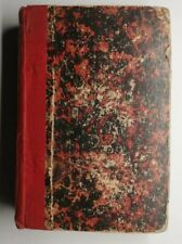 Rare Book Old Speeches L'Genuine Tome 3 Paris 1878 Works of J.J.Rousseau