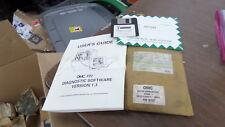 Vintage NOS OMC FFI Essential Diagnostic Service Software V 1.3 7878049 787047
