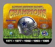 Item#333 Dallas Cowboys Championship Helmet Mouse Pad