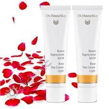 Dr Hauschka Rose Cream Bundle - 2 x Rose Day Cream Light Brand New Long Date