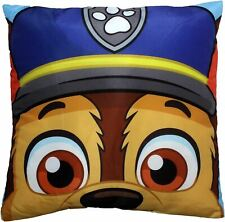 Paw Patrol Boys Chase Square Filled Cushion