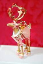 "Patience Brewster Krinkles Mini DASH AWAY CUPID Christmas Ornament NIB 5"" Tall"